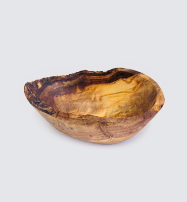 RusticBowl14_OliveWood